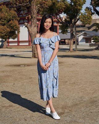 BNWT TCL Winsell Floral Printed Midi Dress