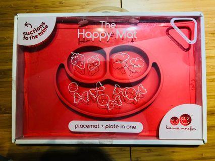 🚚 Ezpz 矽膠餐盤  The happy mat