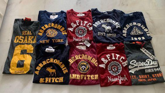Authentic Men's Muscle Tees
