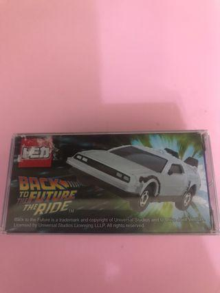 Tomica BACK TO THE FUTURE 環球片場版