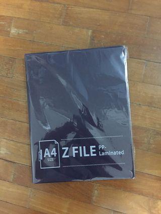 🚚 Navy Blue File