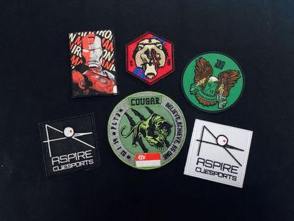 Customised patches