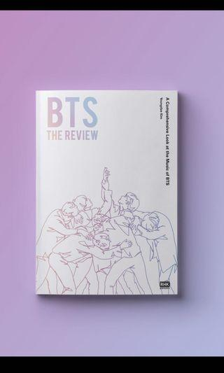 BTS :THE REVIEW(LIMITED EDITION )
