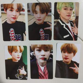 WTS CHENLE DREAMSHOW PHOTOCARDS
