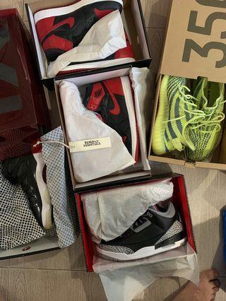 Sneakers (NO TRADE)