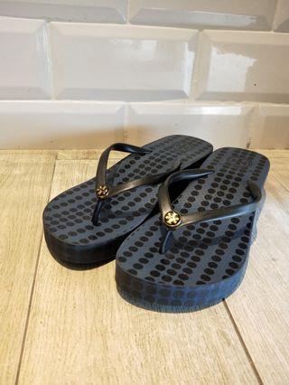 Tory Burch厚底鞋