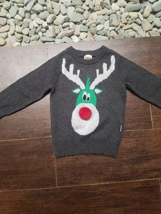 #mauthr Sweater bayi