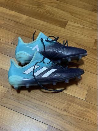 Adidas Ace 17.1 (Pro Issue Leather boots)