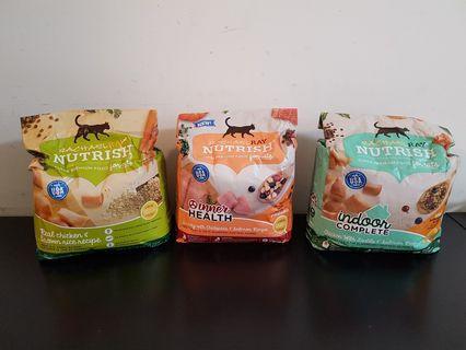 🚚 Cat Food dry