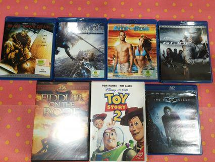 🚚 Blu Ray for sale