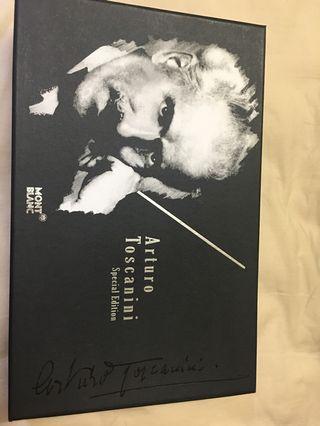 Limited Edition Mont Blanc pen