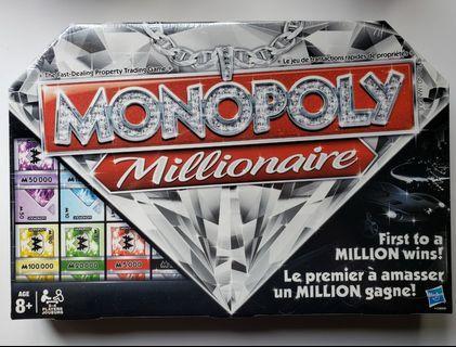 Brand New Monopoly Millionaire.