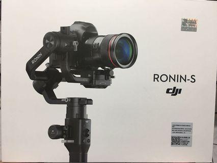 🚚 Dji ronins 標準版穩定器