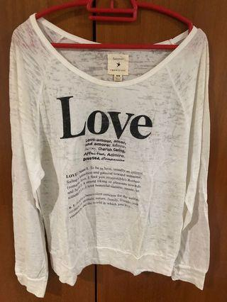 2 for 20 - Forever21 LOVE top
