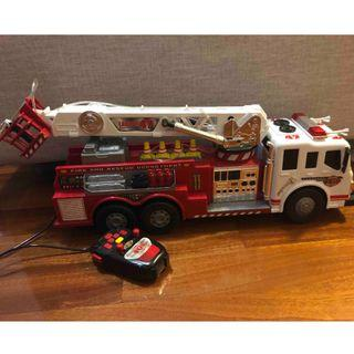 Remote Control Fire Engine