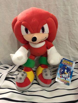 🚚 Sonic The Hedgehog- Knuckles