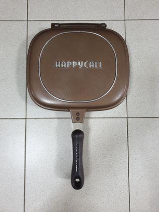 🚚 Happycall Double Pan