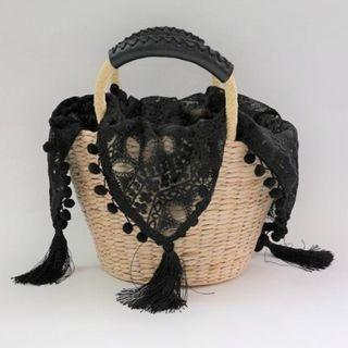 日牌 Deicy handbag tote bag rattan $408 包郵