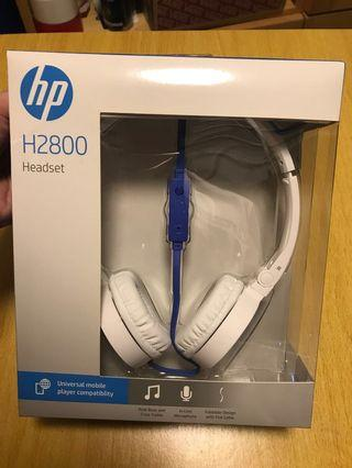 HP H2800 Headset 耳機