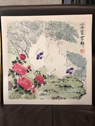 中國水墨畫