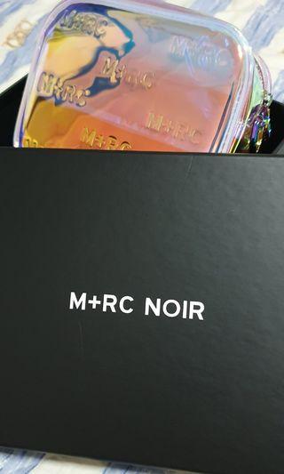 🚚 M+RC Noir Embossed Hills PVC Slingbag (Rainbow)