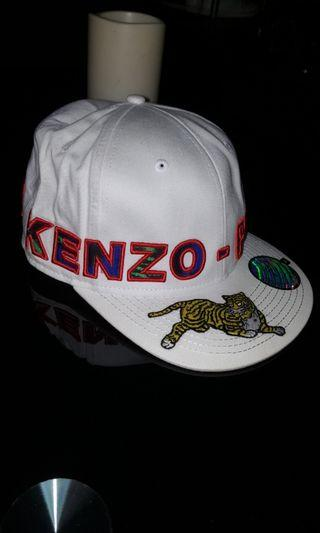 Kenzo x H&M Tiger Embroided Cap Authentic