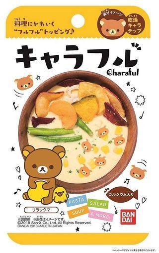 Bandai超可愛造型 拉拉熊 魚板🍥