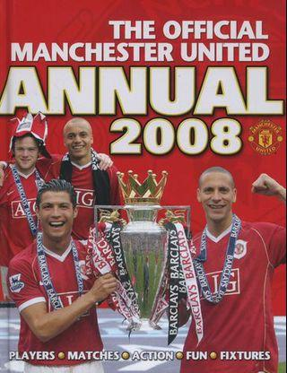 The Official Manchester United Annual 2008