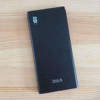 Zola Blade 8000mAh Powerbank ZP08J Black