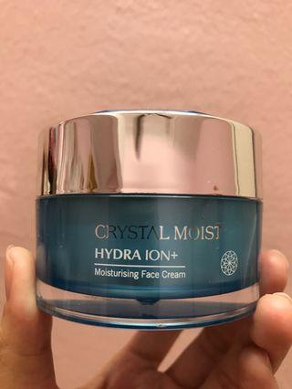 Korea Crystal moisturising face cream