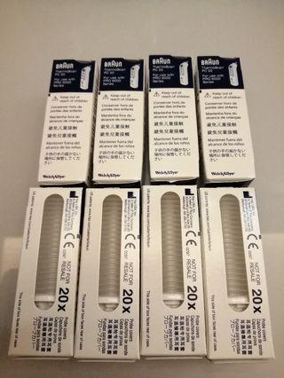 (全場最平)百靈牌Braun 探熱器耳套 適合型號6520,6030,4520, 4020