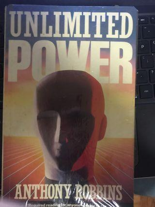 🚚 Unlimited Power - Anthony Robbins