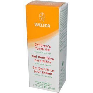 Weleda, Children's Tooth Gel (Toothpaste), 50 ml