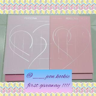 [CLOSED] First Giveaway !!