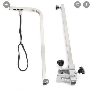 🚚 Portable Adjustable Metal Table Arm Support
