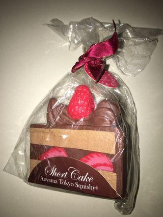 ibloom shortcake (chocolate)