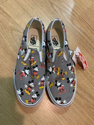 Vans Micky mouse shoes