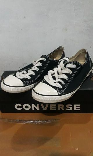 Sepatu Converse Slim Second Size 40 Original