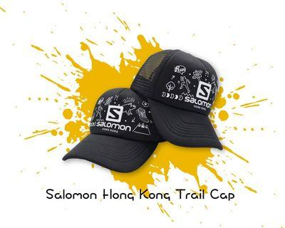 Salomon To the top Trail cap 帽