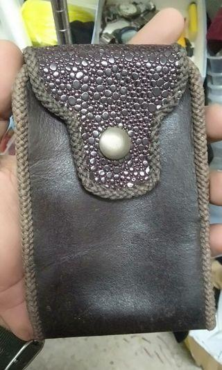 Small pouch put in Belt