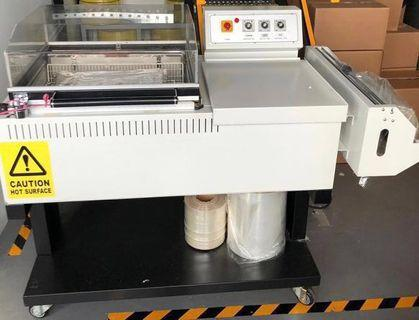 🚚 2 in 1 Shrink wrap machine
