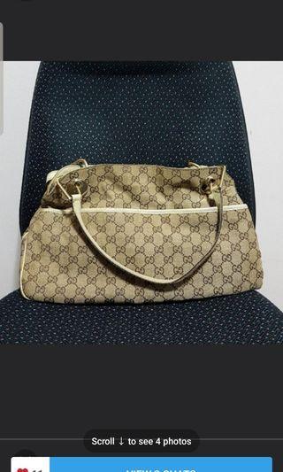 [Preloved] Gucci Handbag