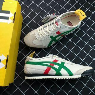 Asics亞瑟士 Onitsuka Tiger/鬼塚虎 MEXICO66 SD 1183A036 100經典日系跑鞋