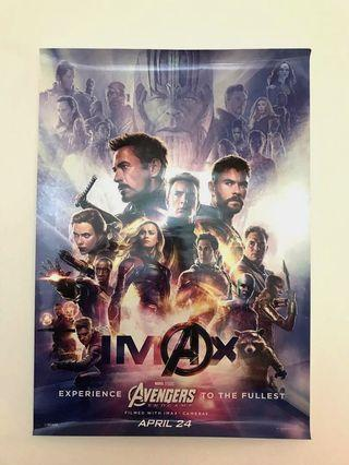 "marvel poster 海報 ""imax ""limited edition"