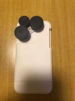 3鏡頭 iPhone 6 手機殼