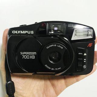 OLYMPUS SUPERZOOM 700XB • NEW IN BOX •