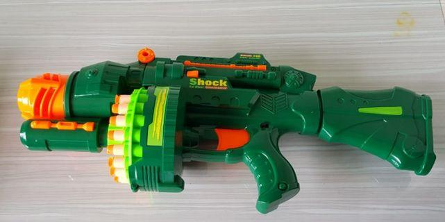 🚚 Soft Bullet Toy Gun