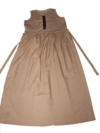Sleeveless dress #mauthr