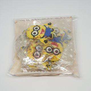 (15 pieces) BNIP Minion Keychain