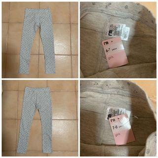 2 for $15 - 6-7/7-8 years Mothercare jegging